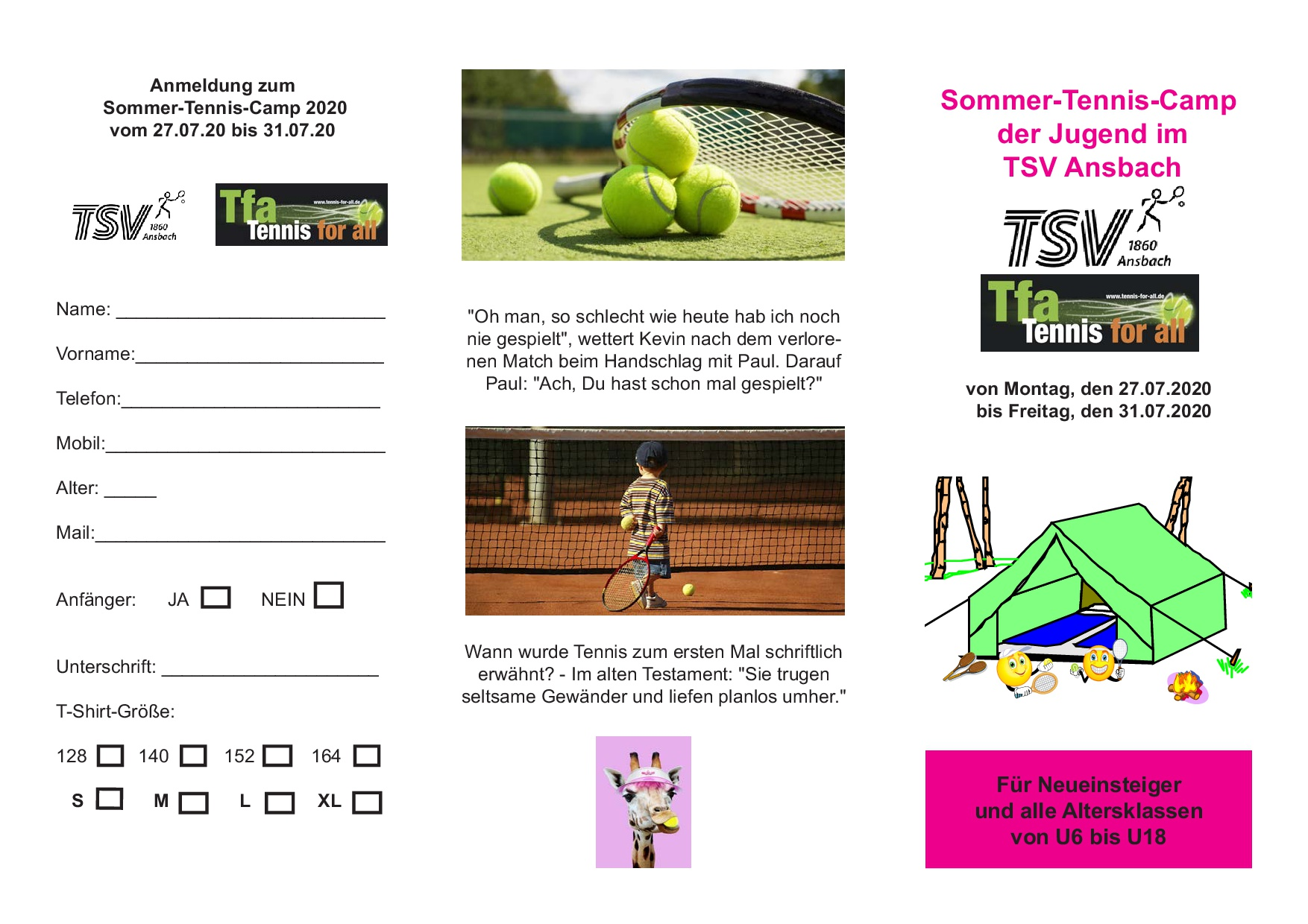 Flyer Tenniscamp1